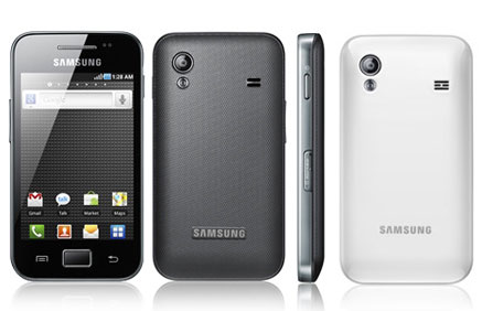 Samsung Galaxy Ace: Ice Cream Sandwich nel 2012?