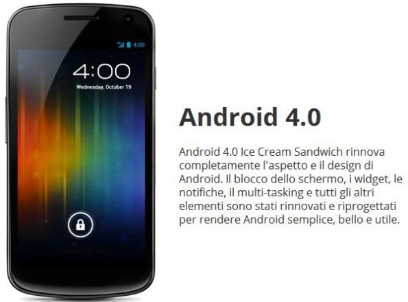 Android 4.0: accelerazione hardware per tutti !