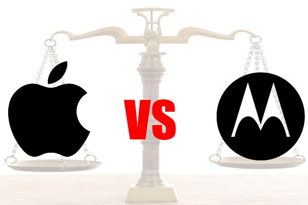 Motorola attacca Apple, Google acconsente