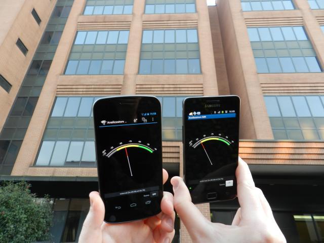 Galaxy Nexus : il WiFi è migliore di quello del Galaxy S2
