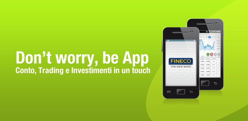 Fineco : rilasciata applicazione ufficiale per Android