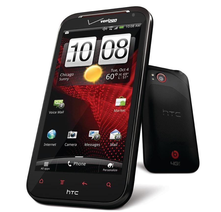 HTC Rezound: presentato ufficialmente il nuovo smartphone Android