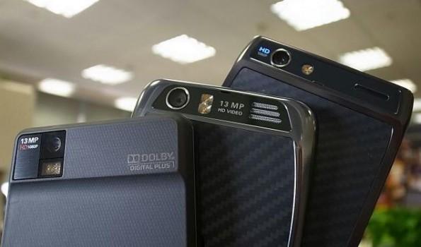 Motorola RAZR : spuntano altre 2 varianti