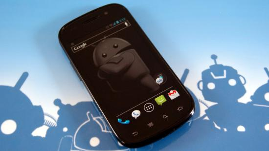 Samsung Nexus S: presto Android 4.0 Ice Cream Sandwich