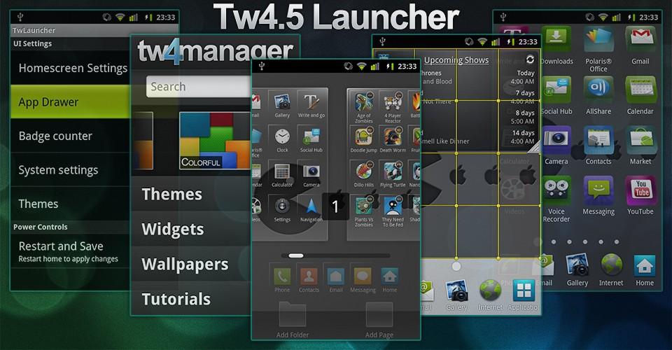 TouchWiz 4.0 per tutti i dispositivi