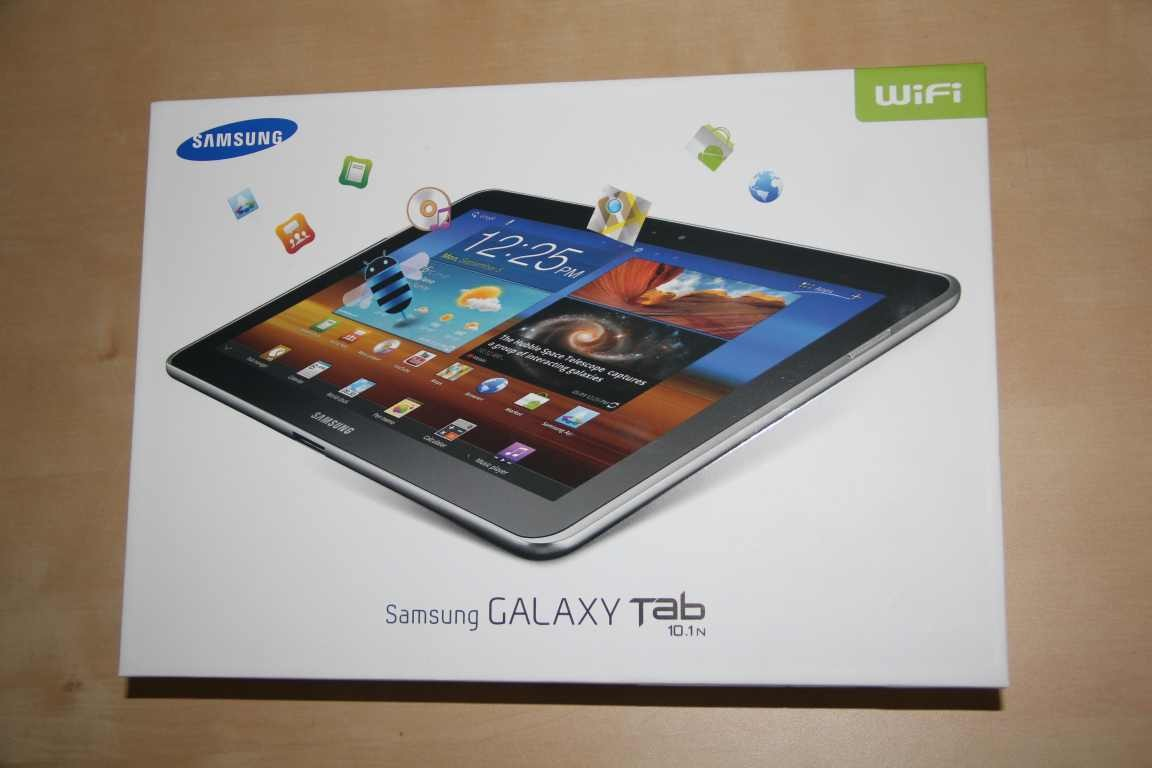 Samsung Galaxy Tab 10.1N: nuovo design a prova di Apple