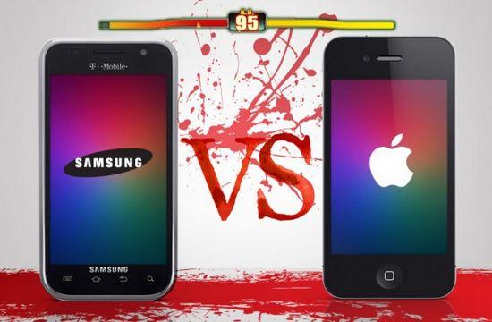 Non c'è tregua tra Samsung e Apple.
