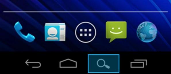 Galaxy Nexus, i tasti virtuali potrebbero essere modificati?