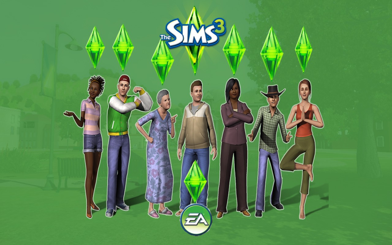 The Sims 3 HD in offerta con TIM