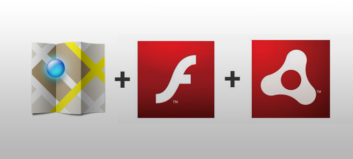 Google Maps, Adobe Flash Player ed AIR si aggiornano per Android