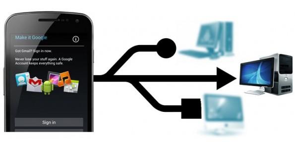 Galaxy Nexus: niente archiviazione di massa USB [AGGIORNATO]