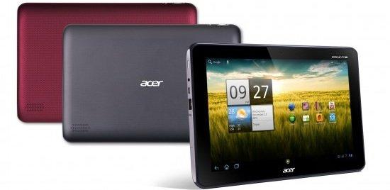 Acer Iconia Tab A200: Nvidia Tegra 2 e display da 10 pollici
