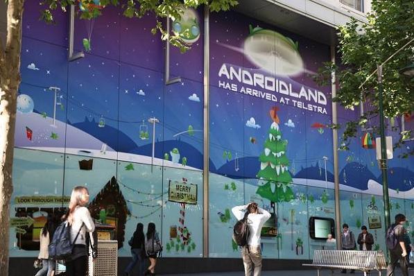 AndroidLand il primo store tutto dedicato ad Android