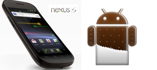 Samsung Nexus S: Google blocca l'update ad Ice Cream Sandwich