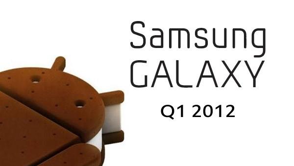 Samsung: lista ufficiale degli update ad Android 4.0 Ice Cream Sandwich