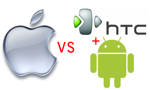 Android vs Apple guerra ai rimbalzi sull'acqua