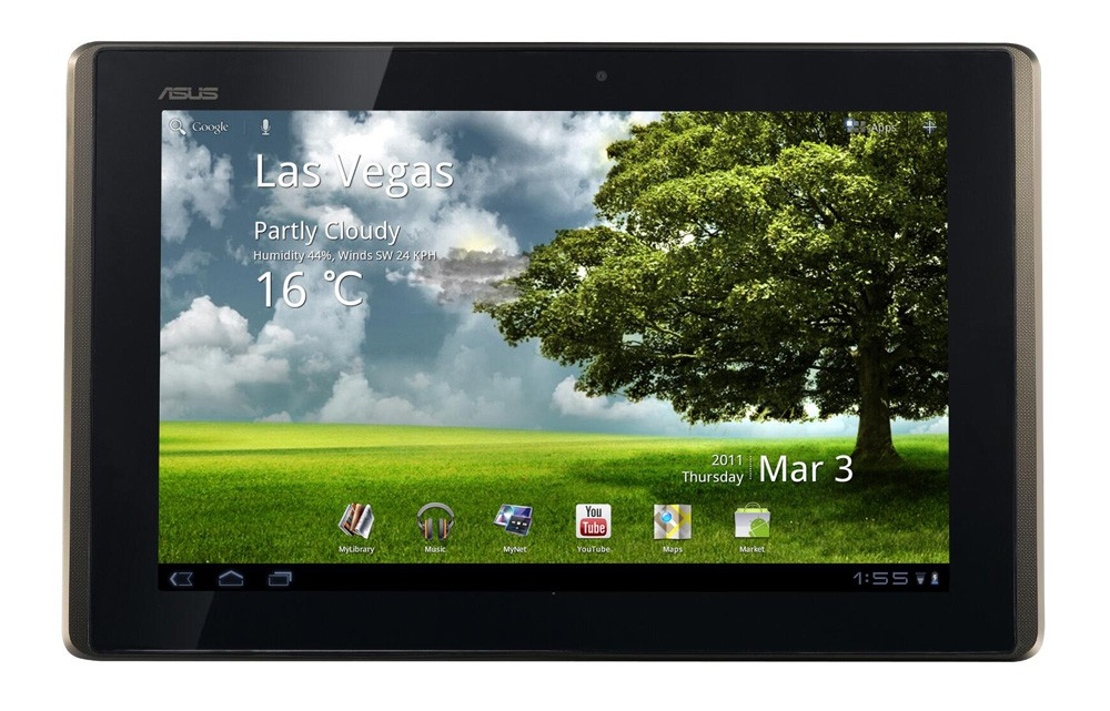 ASUS Eee Pad Transformer: nuovo update ma ancora niente ICS