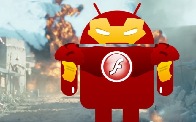 Adobe Flash Player finalmente compatibile con Ice Cream Sandwich