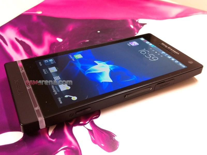 Sony Ericsson Xperia Arc HD: nuove foto live prima del CES