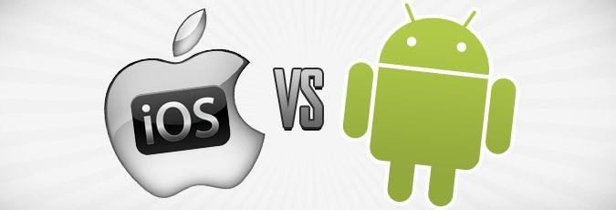 Negli USA metà degli utenti ha uno smartphone, mentre iOS sfida il primato Android