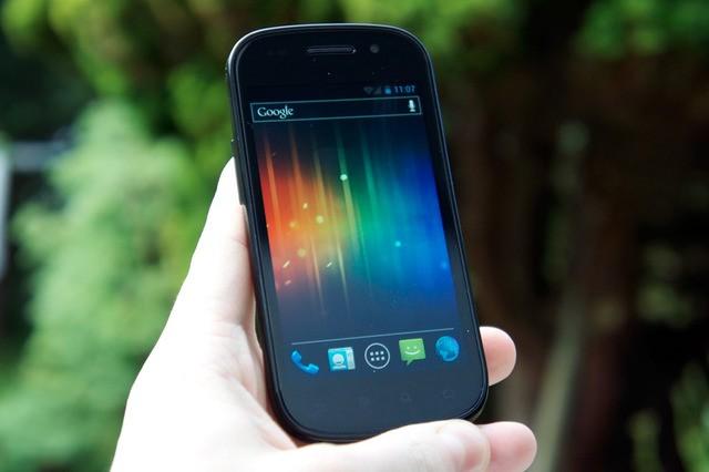 Samsung Nexus S: arriva il Face Unlock