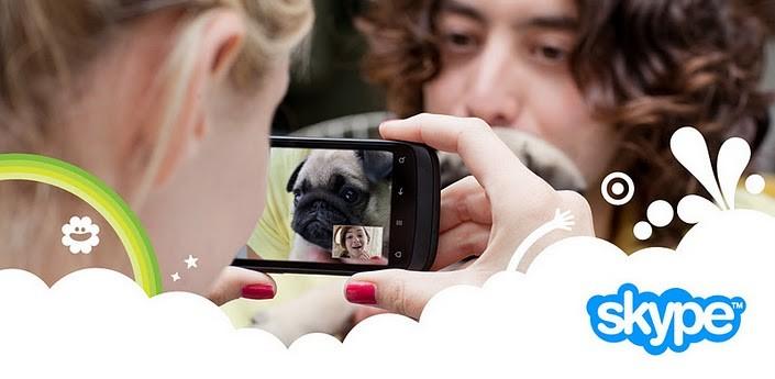 Skype per Android: update con nuova interfaccia e supporto al file sharing