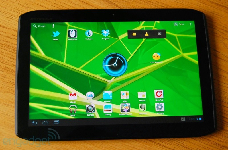 Motorola Xoom 2: disponibili gli sfondi del nuovo tablet [DOWNLOAD]