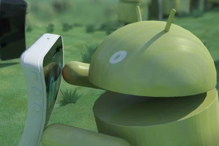 Anche Android ha le sue parodie