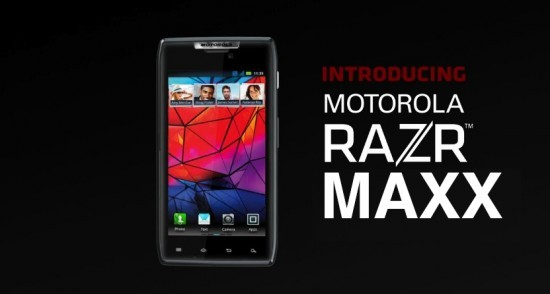 Motorola Droid RAZR Maxx: Battery Test Day 1