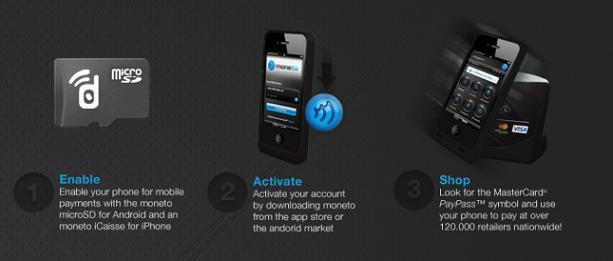 L'NFC arriva su tutti i device con Moneto