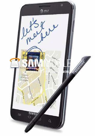 Il Samsung Galaxy Note arriva anche negli USA