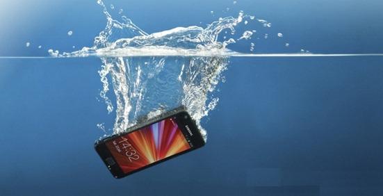 Il 2012 sarà l'anno dei dispositivi Android resistenti all'acqua?