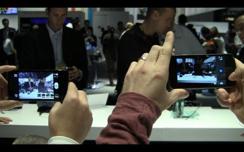 Samsung Galaxy Nexus vs Sony Xperia Ion: velocità di scatto a confronto