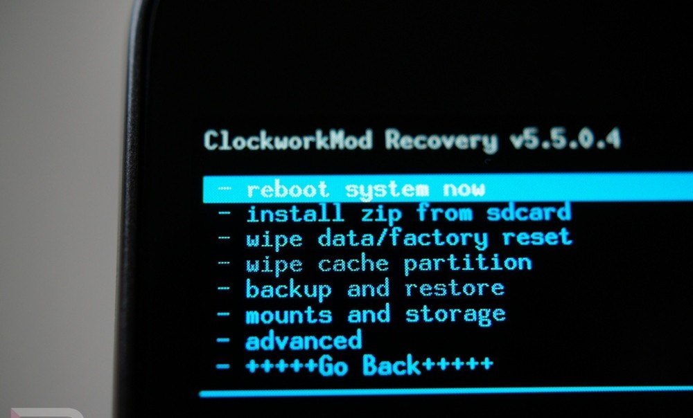 Clockwork TouchRecovery: disponibile versione beta per Nexus S e Galaxy Nexus