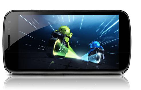 Samsung Galaxy Nexus: ecco come sarà la versione white