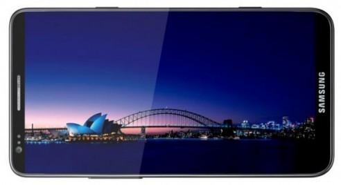 Nuovo smartphone Samsung: Galaxy S III o N8000? [RUMOR]
