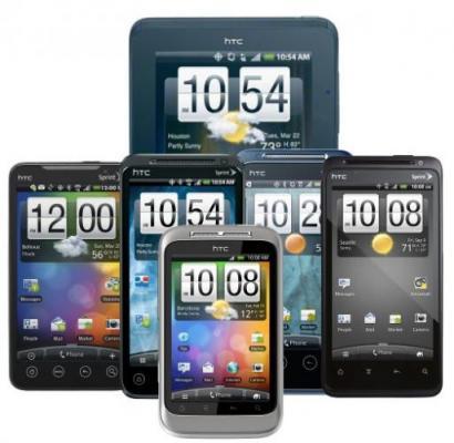 HTC proporrà meno devices: nel 2012 solo terminali di fascia alta