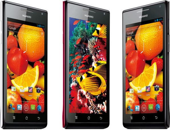 Huawei Ascend P1 S: ecco lo smartphone Android più sottile del mondo