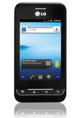 LG Optimus 2 svelato in foto e caratteristiche tecniche