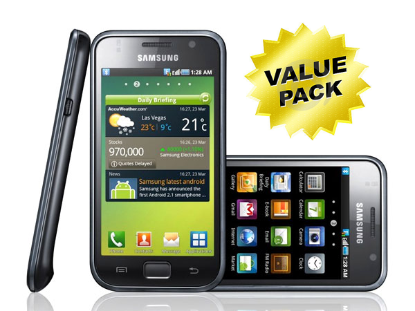 Samsung Galaxy S: disponibile Value Pack leaked con importanti features