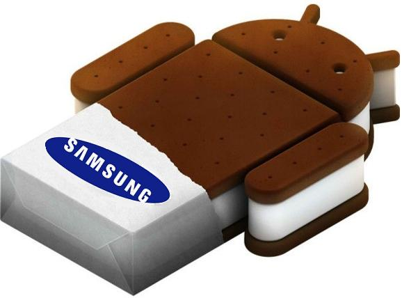 News Ice Cream Sandwich per Samsung Galaxy S II, Galaxy Note e Nexus S