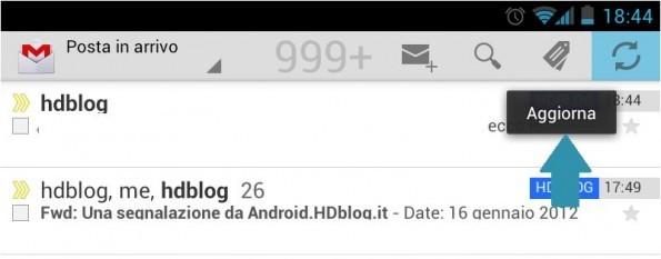 Android 4.x : come capire a cosa serve un'icona