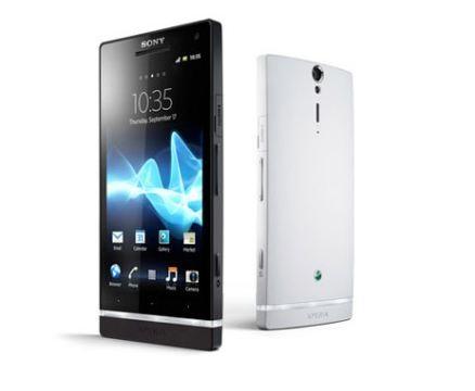 CES 2012 : Sony presenta l'Xperia S