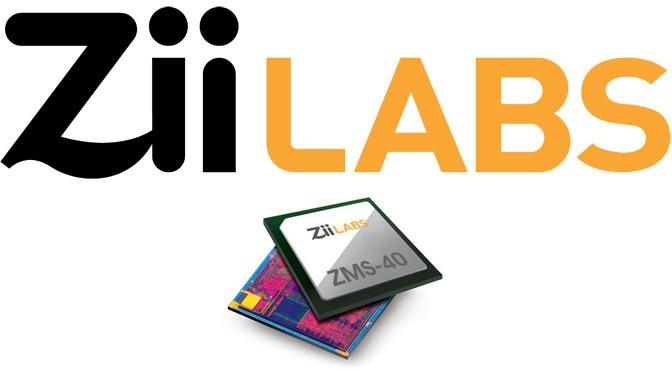 ZiiLabs annuncia il nuovo SoC ZMS-40, quad-core o