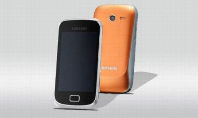 Galaxy Mini 2 Samsung Rinnova Il Suo Piccolino
