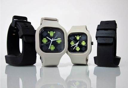 Dal Google Store in vendita gli orologi ufficiali Android e Google