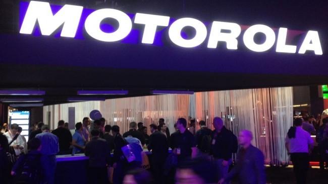 Motorola DROID Fighter: prima foto dal vivo di un nuovo device Android