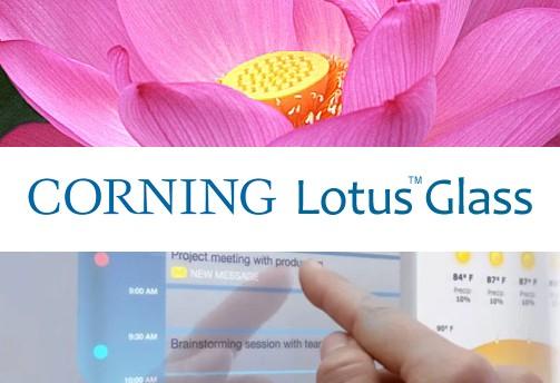 Samsung e Corning: Lotus Glass sui prossimi device Galaxy
