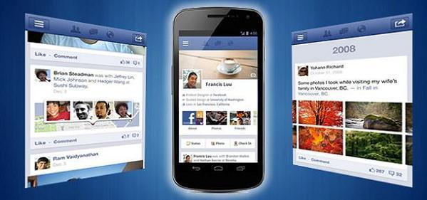 Facebook per android : presto saranno inseriti i banner pubblicitari