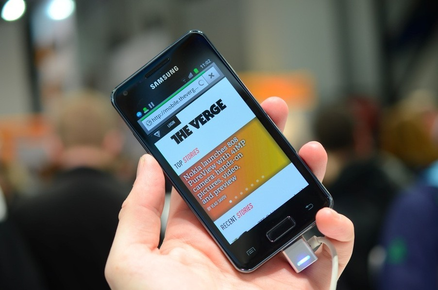 Samsung Galaxy S Advance: dalla Russia inizia il roll-out di Android 4.1